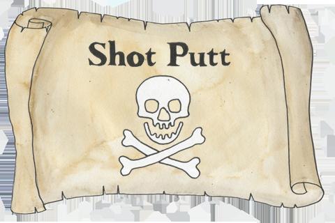 Shot Putt July 2012