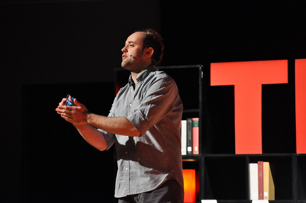 Tedx talk March 2011