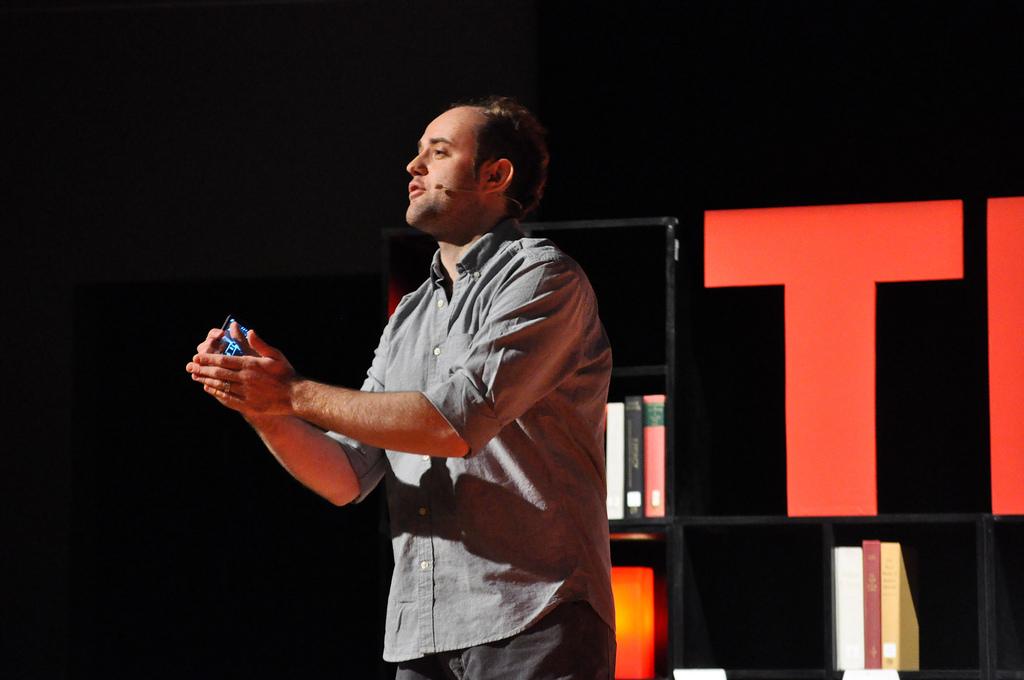 Tedx talk March 2011
